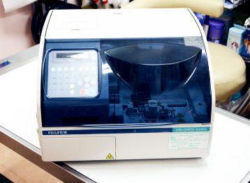動物用生化学自動分析装置