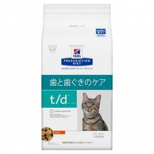 猫用t/d(400g)