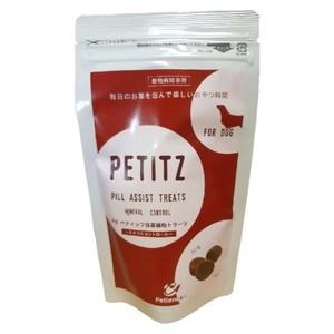 PEペティッツ投薬補助トリーツ <ミネラルコントロール> 32粒